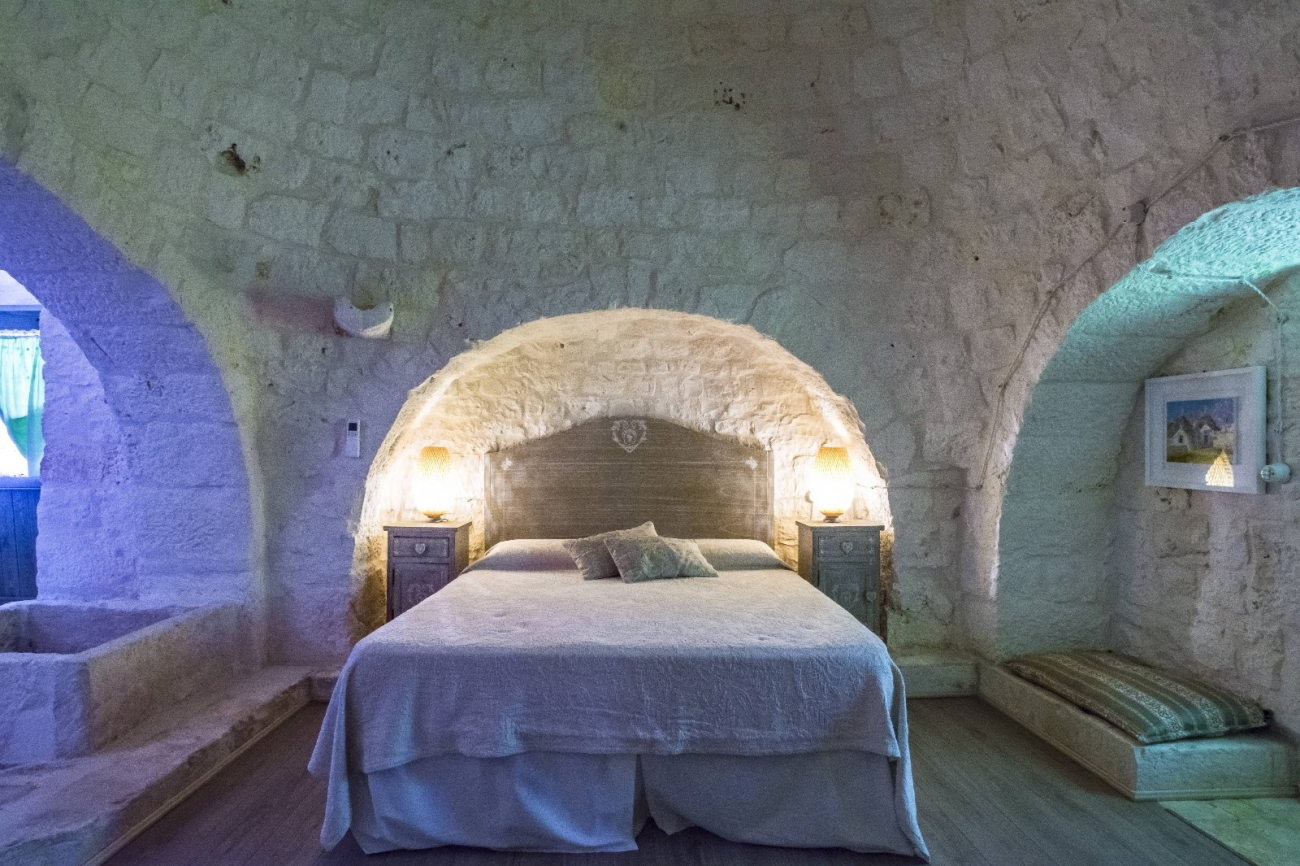 Suite Royal in Trullo in C.da Sorba (libera settimana di Ferragosto)